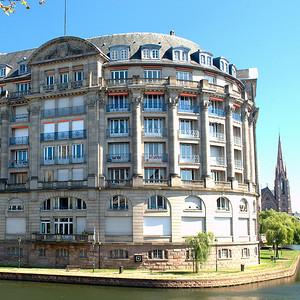 Appart'hôtel au centre de Strasbourg