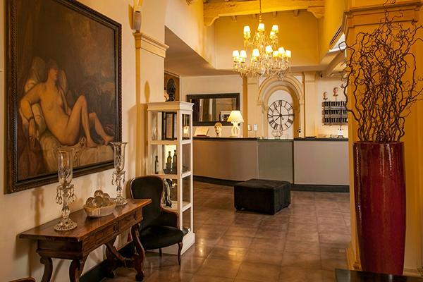 Photo de l'hôtel Adriano au centre de Rome