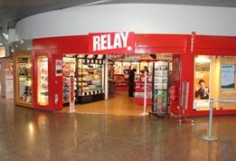 Profitez de la boutique Relay à l'aéroport de Strasbourg