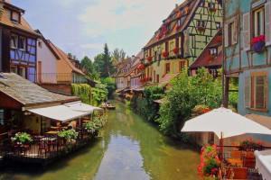 Photo de Colmar, la petite Venise d'Alsace