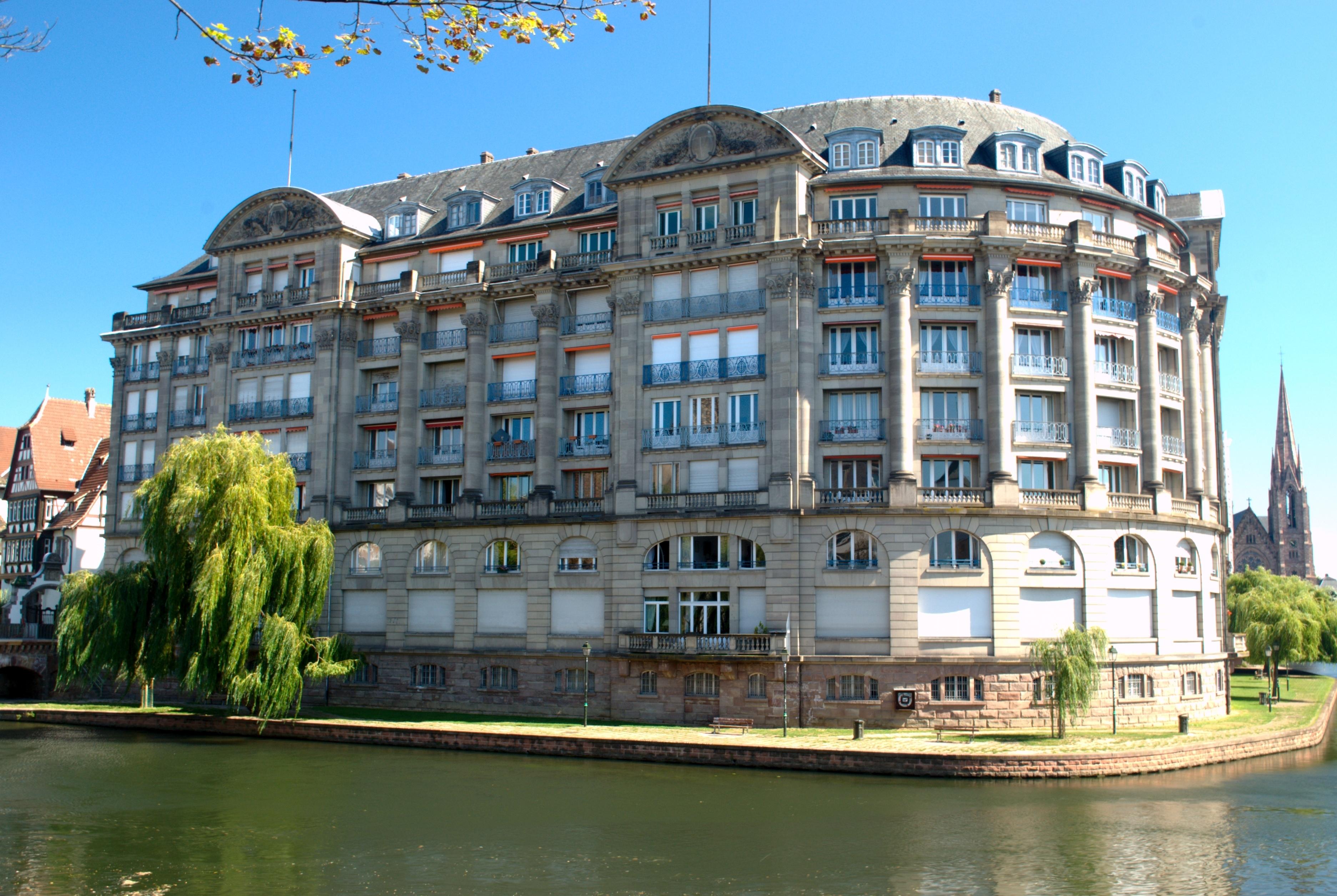 Photo d'un appart'hôtel en Alsace