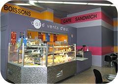 Avant d'embarquer, prenez un café à l'aéroport de Strasbourg